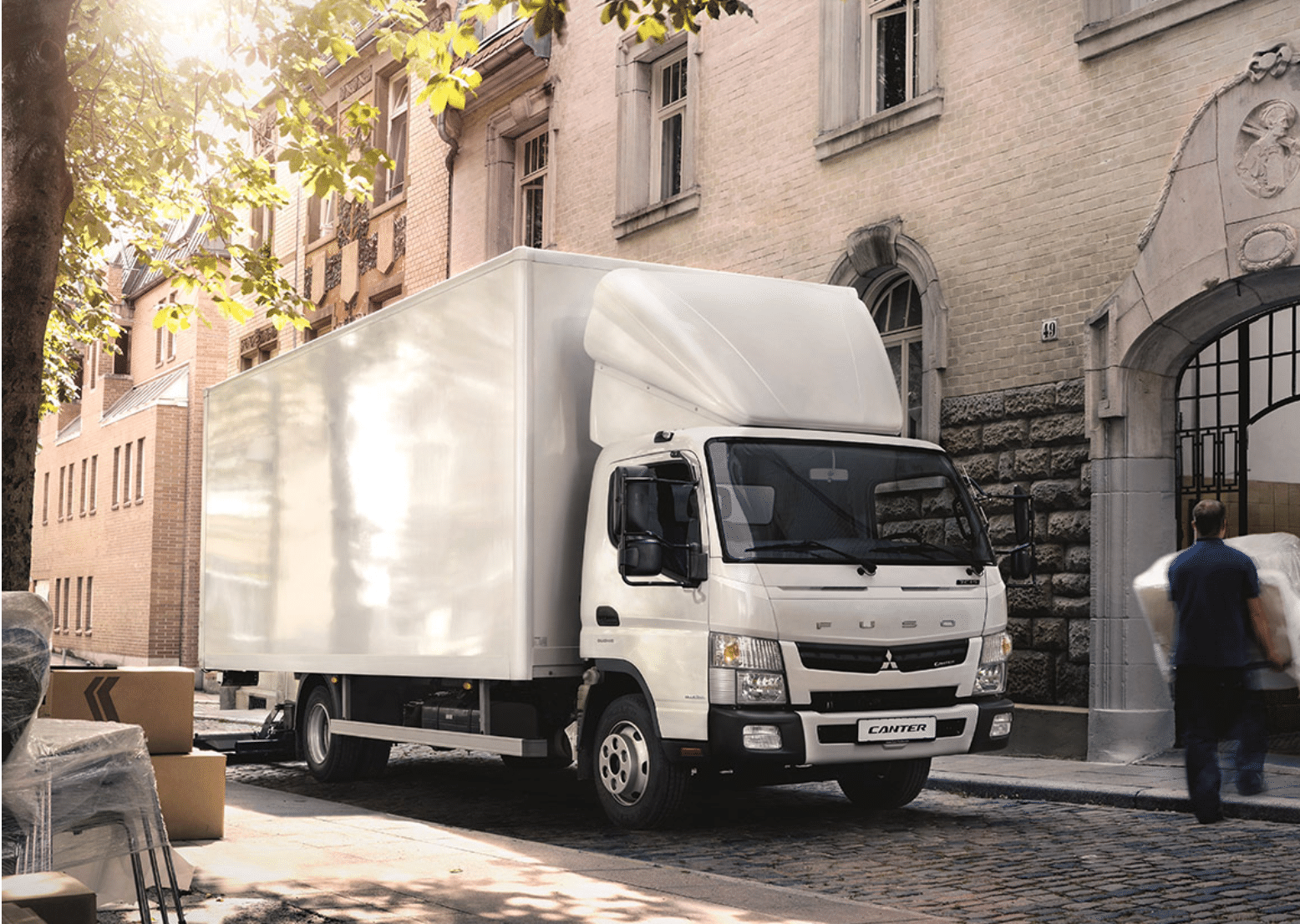 Fuso canter 2020